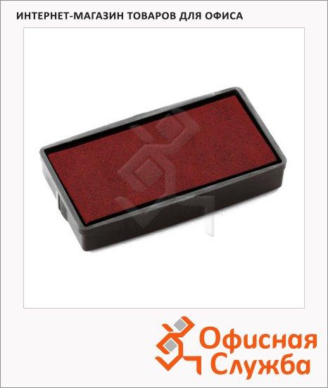 фото: Сменная подушка прямоугольная Colop для Trodat 4911/4800/4820/4822/4846/4951 Е/4911, красная