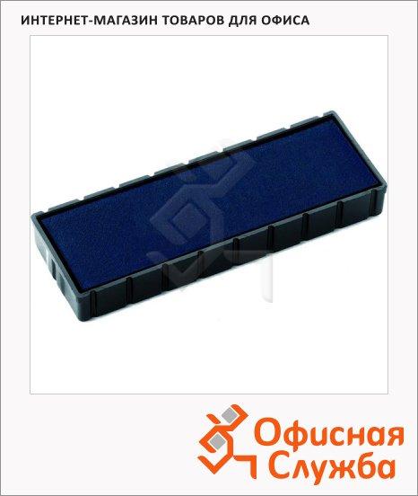 Сменная подушка прямоугольная Colop для Colop S110/S120/S160, синяя, Е/12