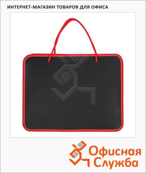 фото: Папка-портфель черная