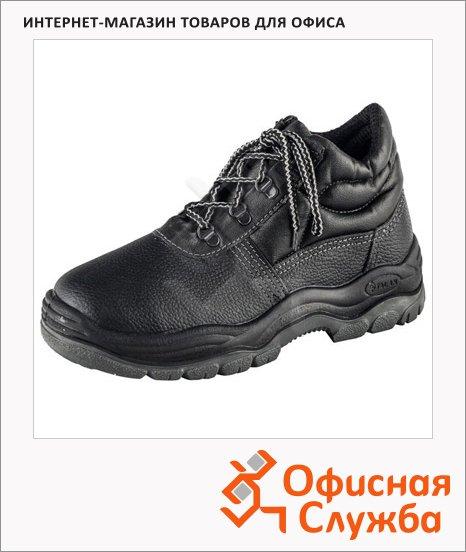 Ботинки утепленные Лига ВА912У р.45, мужские, черные