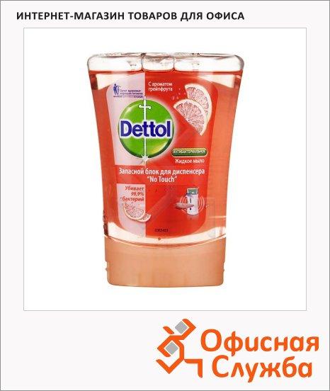 Жидкое мыло Dettol 250мл, грейпфрут, с дозатором