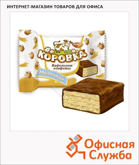 фото: Конфеты Рот Фронт Коровка вафельная молочная 250г