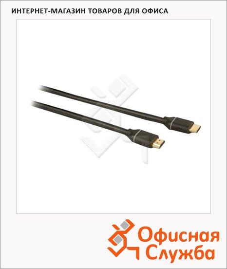 Кабель HDMI-HDMI Philips (m-m) 1.5 м, SWV7432S/10