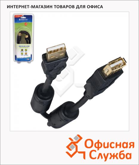 ������ USB 2.0 Defender USB 2.0 A-A (m-f) 1.8 �, USB02-06PRO