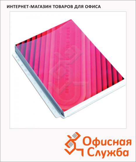 Файл-вкладыш А4 с расширением Erich Krause прозрачный, 10 шт/уп, 30632