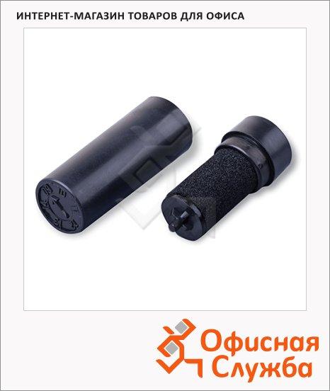 фото: Набор красящих роликов для этикет-пистолетов Brauberg для Brauberg 290437/290438 и Motex 290342/290344 черный