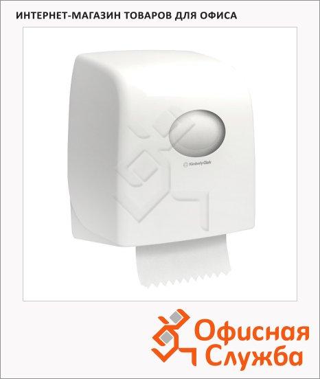 Диспенсер для полотенец в рулонах Kimberly-Clark Aquarius 6953, белый