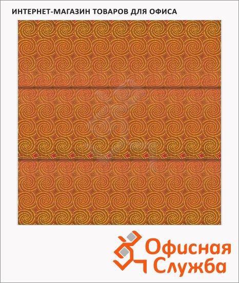 фото: Бумага упаковочная Grandgift 70х200см желтая, голографическая