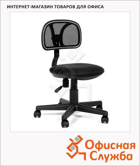 Кресло офисное Chairman 250 ткань, крестовина хром, черная