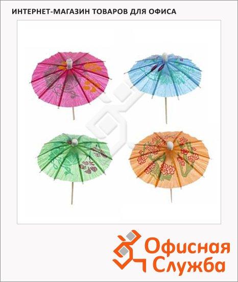 Пика для канапе Rioba зонтик, 10см, 144шт/уп