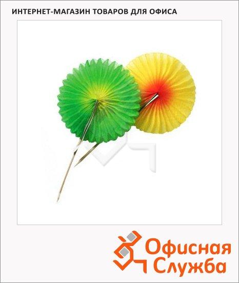 Пика для канапе Rioba Цветок, 7см, 100шт/уп