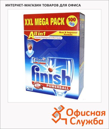 Таблетки для ПММ Finish All in 1 100шт