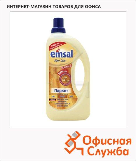 Средство для мытья пола Emsal 1л, жидкость, для паркета