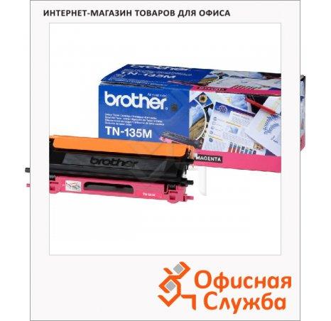 фото: Тонер-картридж Brother TN-130M пурпурный
