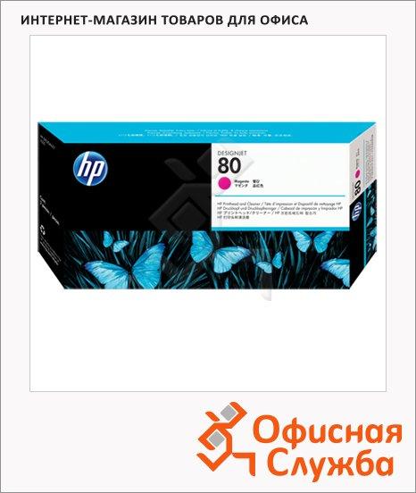 фото: Печатающая головка Hp 80 C4822A пурпурная