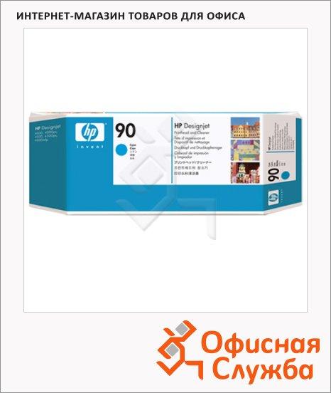 фото: Печатающая головка Hp 90 C5055A голубая