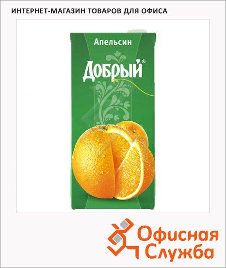 фото: Сок Добрый апельсин 2л