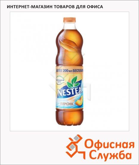 Чай холодный Nestea персик, 1.75л, ПЭТ