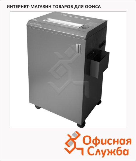 Офисный шредер Profioffice Alligator 3028 СС+, 28 листов, 80 литров, 3 уровень секретности
