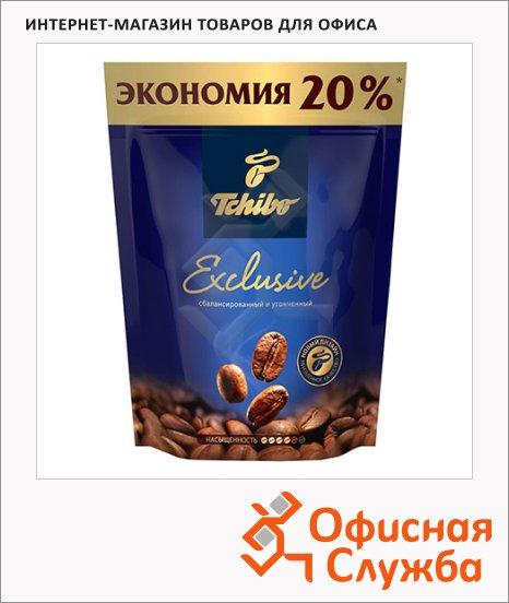 Кофе растворимый Tchibo Exclusive 150г, пакет