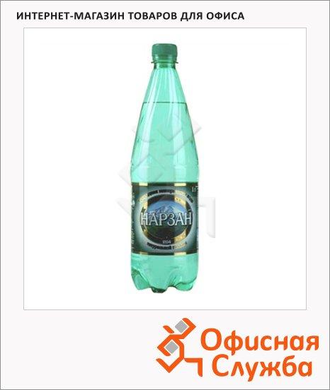 Вода минеральная Нарзан газ, ПЭТ, 1л