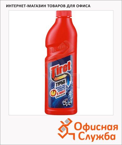 фото: Средство для прочистки труб Tiret Турбо 1л гель