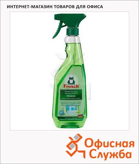 фото: Чистящее средство для стекол Frosch 750мл лимон, спрей
