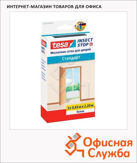 Москитная сетка Tesa Insect Stop Standard белая, 1.2 х 2.2м, для дверей