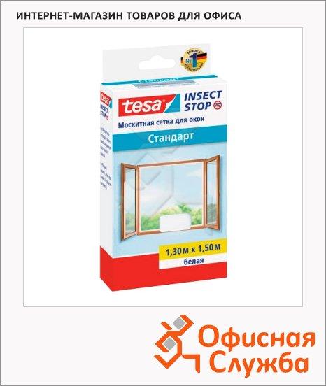 Москитная сетка Tesa Tesa Stop Standard белая, 1.3 х 1.5м, для окон