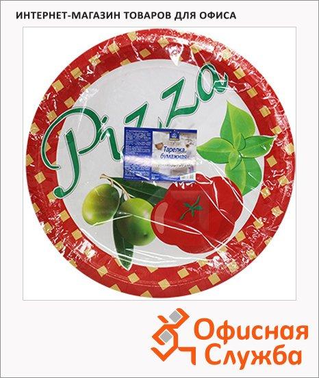 фото: Тарелка одноразовая Horeca Pizza 30см 50шт/уп
