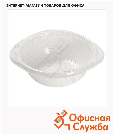 фото: Миска одноразовая Huhtamaki белая 500мл, 100шт/уп