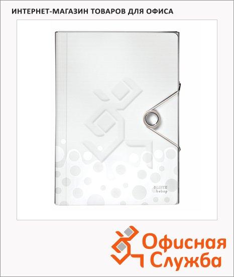 Папка-органайзер Leitz Bebop белая, А4, 5 разделов, 45790001