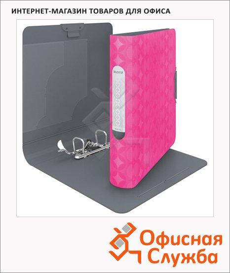 Папка-регистратор А4 Leitz Retro Chic розовая, 50 мм, 11340063