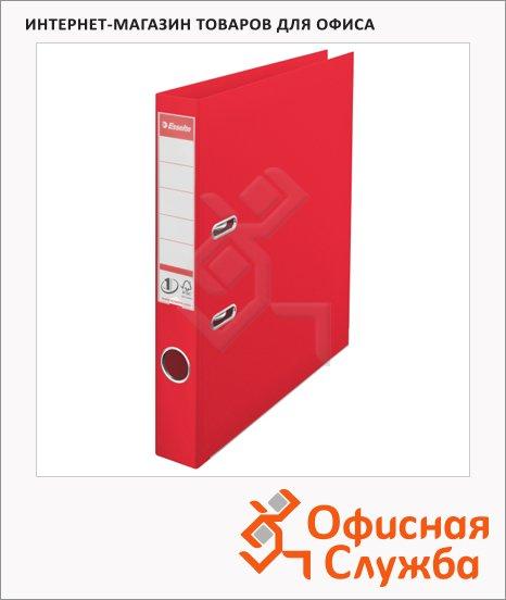 Папка-регистратор А4 Esselte Vivida Plus красная, 50 мм, 624072