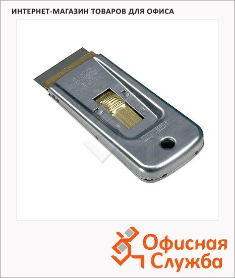 Скребок для стекол Unger 4см, металлический, SR50K/SR20K