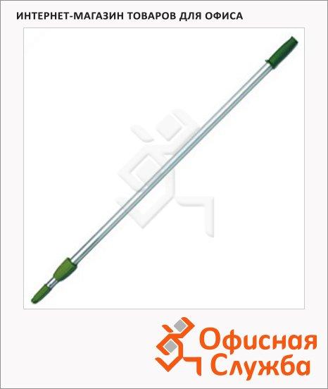 фото: Ручка для стекломойки Unger ОптикЛок 120см телескопическая, EZ120