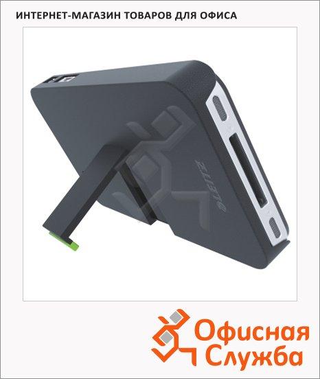 фото: Защитная панель для Apple iPhone 4/4S Leitz Complete черная пластиковый, 62570095