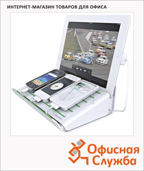 Зарядное устройство Leitz Complete для смартфонов и планшетов, белая, 62640001