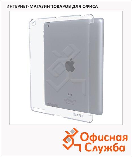 фото: Чехол для Apple iPad/iPad2 Leitz Complete прозрачный пластиковый, 62560002