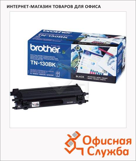 Тонер-картридж Brother TN-130BK, черный