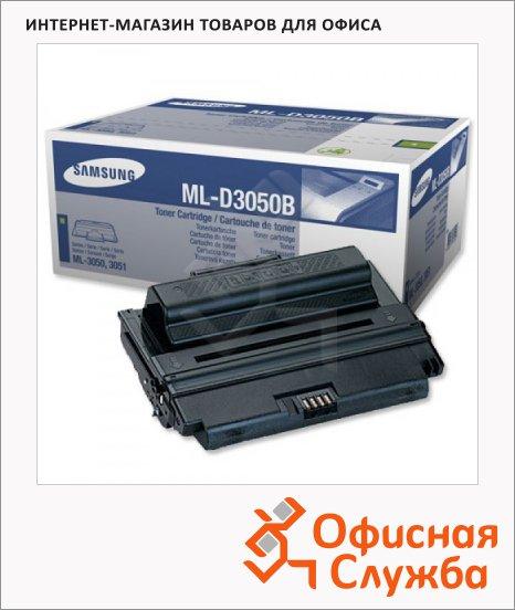 Тонер-картридж Samsung ML-D3050B, черный