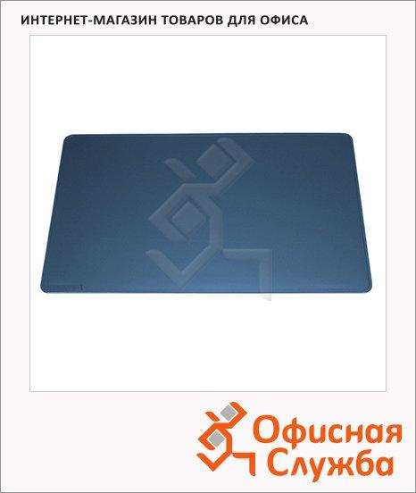 Коврик настольный для письма Durable 52х65см, синий, 7103-07