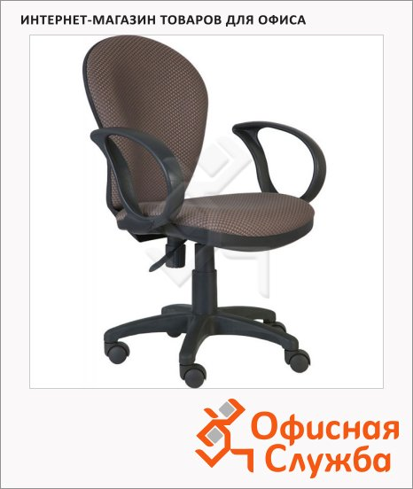 фото: Кресло офисное CH-G687AXSN/V-01 серо-бежевое