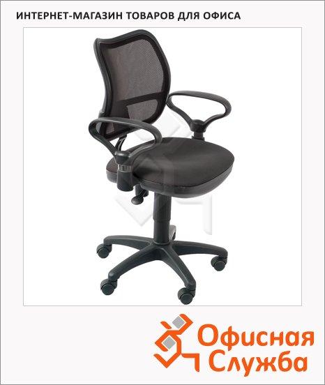 Кресло офисное Бюрократ CH-799AXSN серое