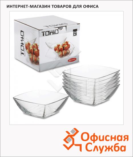 фото: Набор тарелок Tokio 16 х16см 6шт/уп
