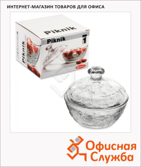 Сахарница Pasabahce Piknik 300мл, d=12.5см