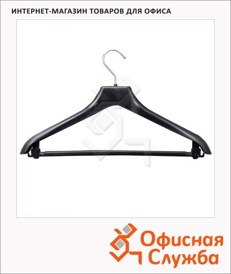фото: Плечики для одежды С 017 46-48 р 42 см, черные