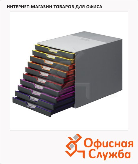 ���� ��� ����� Durable Varicolor 280�295�350��, 10 ������, �����, 761027