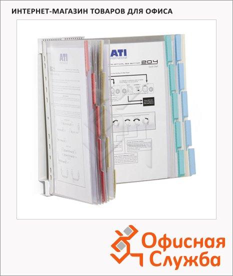 Демосистема настенная Durable Sherpa Function 20 панелей, А4, ассорти, 5692-00