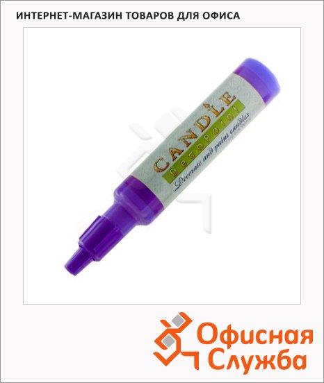 Воск для свечей Marvy М111 неоновый фиолетовый, 0.5-3мм, жидкий